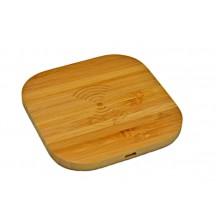 Беспроводная зарядка WoodbooD Wireless Charge Mini Wood