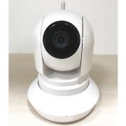 IP камера видеонаблюдения Smart  поворотная цветное изображение Белая (163E-А)