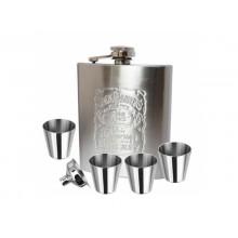 Набор для виски с флягой Jack Daniels (109610F)